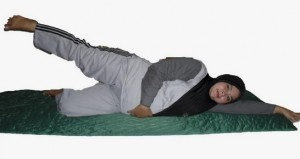 gerakan senam hamil - gerakan rileks