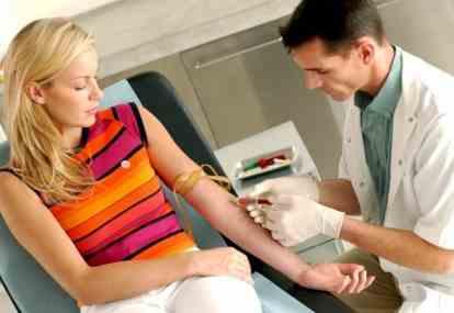 Tes Darah Saat Hamil