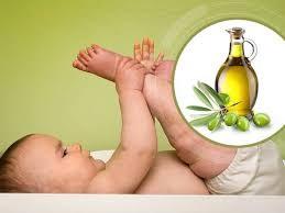 manfaat minyak zaitun untuk rambut bayi